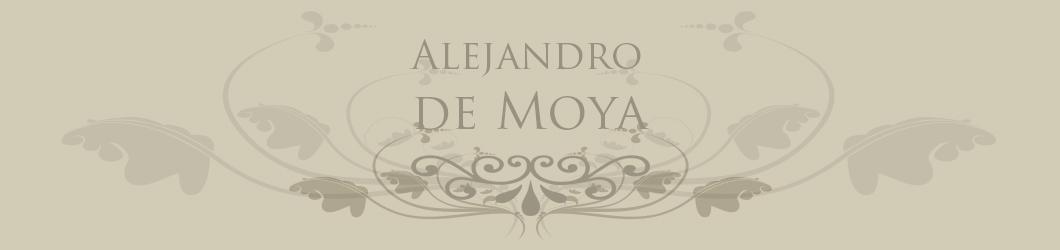 Alejandro de Moya | Fotografía