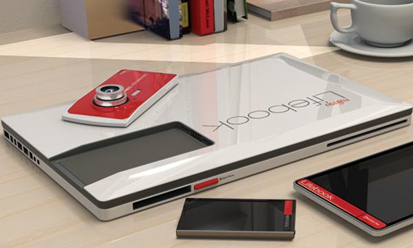 fujitsu 3 in 1 laptop tablet phone