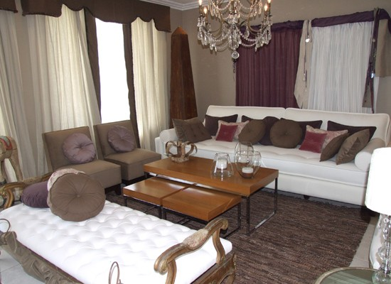 Casas con estilo cl sico kitchen design luxury homes - Decoracion clasica moderna ...