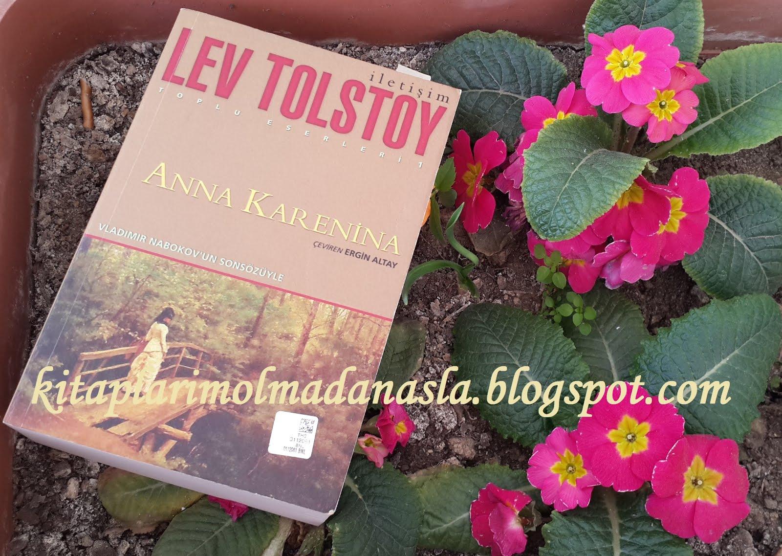 TOLSTOY - ANNA KARENİNA