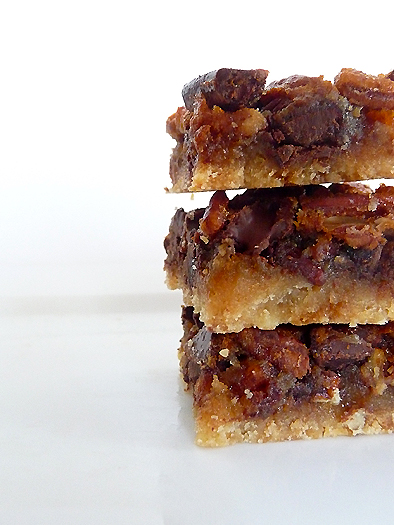 Chunky Pecan Pie Bars - Cook'n is Fun - Food Recipes, Dessert ...