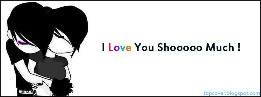 I Love You Quotes Facebook : Love, You, So, Much, Quote, Boy, Girl, Love, Facebook, Cover ...