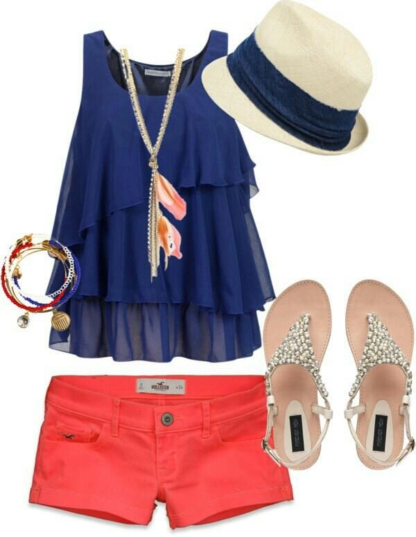 Casual Summer Combination
