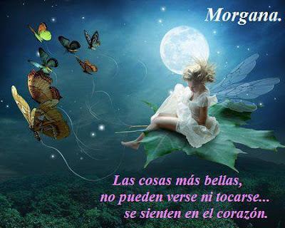 OBSEQUIO DE MORGANA.