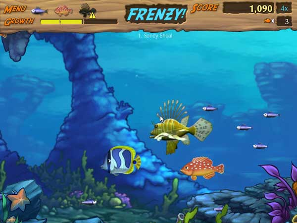 download games online feeding frenzy