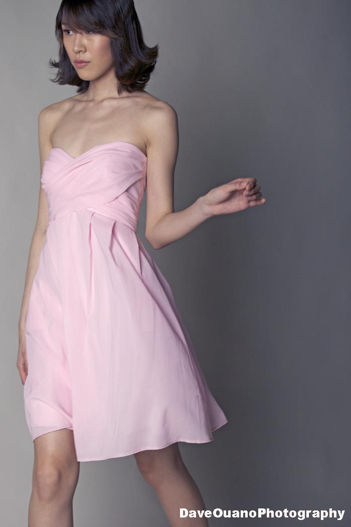 Independent Designer: Cotton Candy Dress