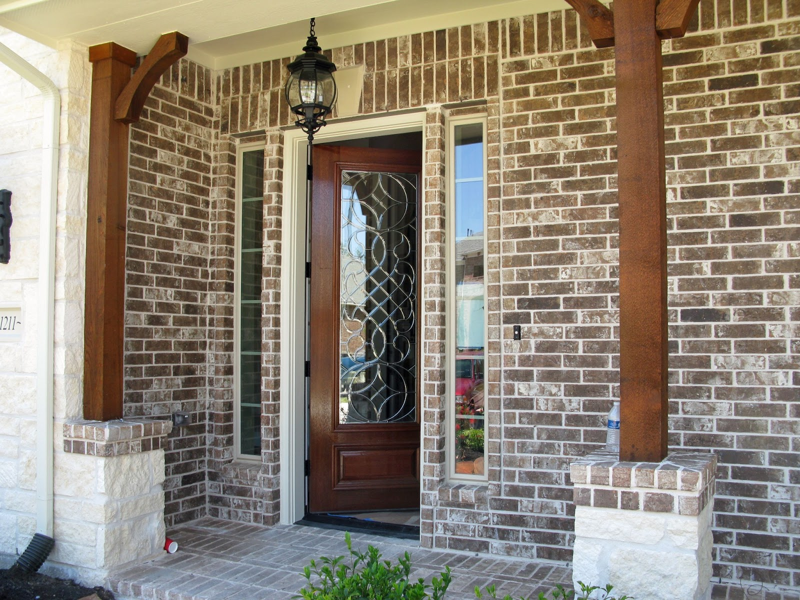 Brick stone wall 0064 likewise Colors Of Vinyl Siding also ZGFyayBncmF5IHZpbnlsIHNpZGluZw in addition Vinyl Siding Long Island additionally Immagini Esterno Case Rustiche Bellissime. on red brick and stone combinations
