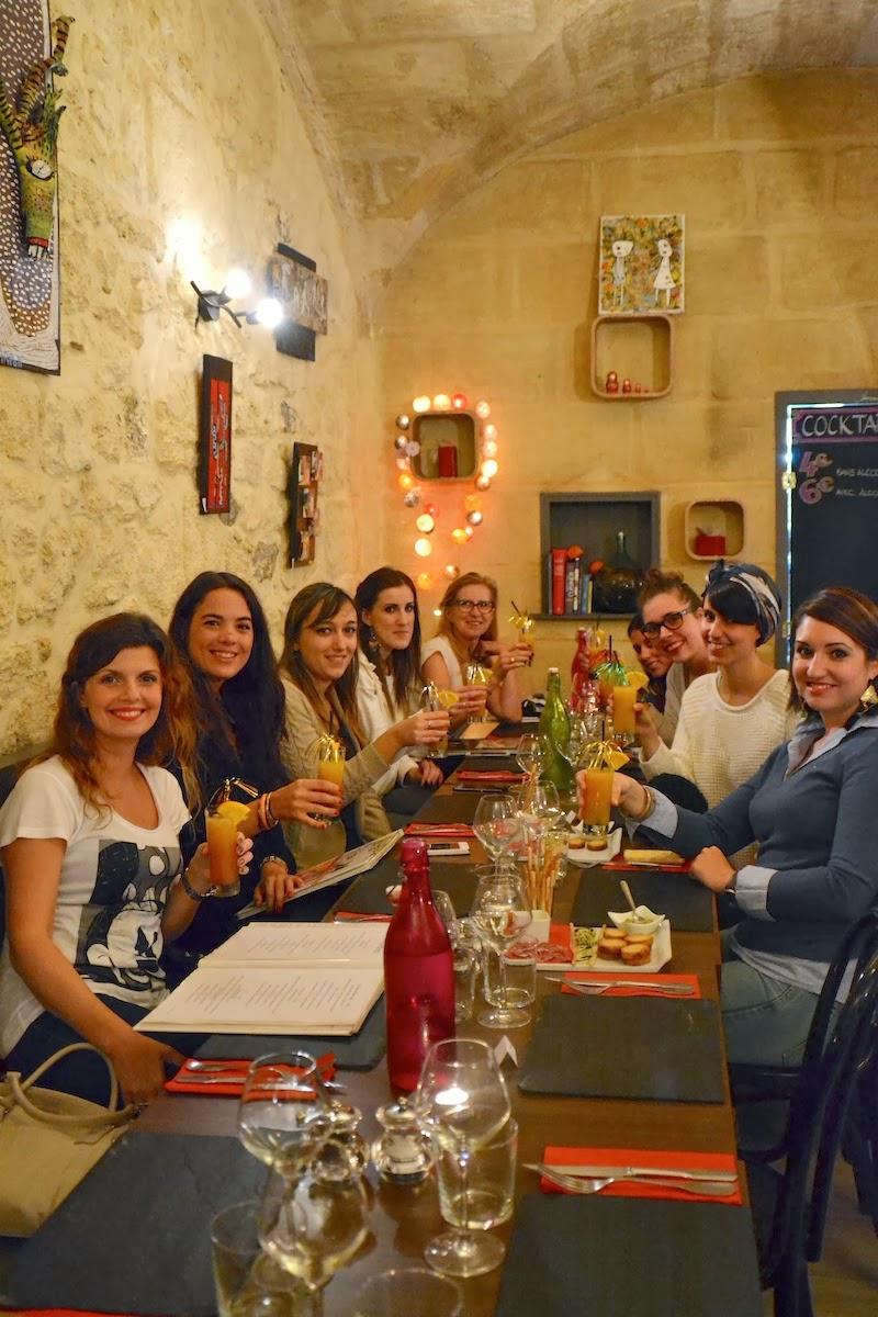 Le plat dans l 39 assiette bordeaux les petites choses du monde de chacha blog mode - Restaurant le carreau bordeaux ...