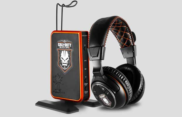 Turtle Beach Black Ops II Earforce Tango Headset