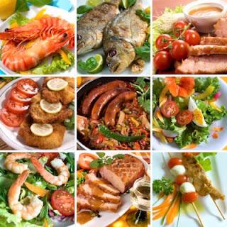 Comida del mar - Seafood