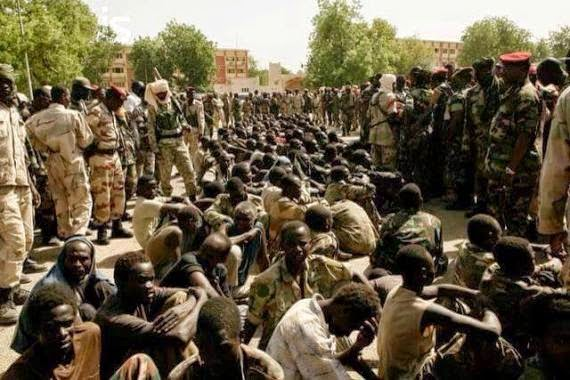 boko haram arrested chadian troops