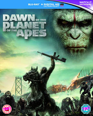 Dawn of the Planet of the Apes 2014 Dual Audio DD 5.1 720p BluRay 1.2GB