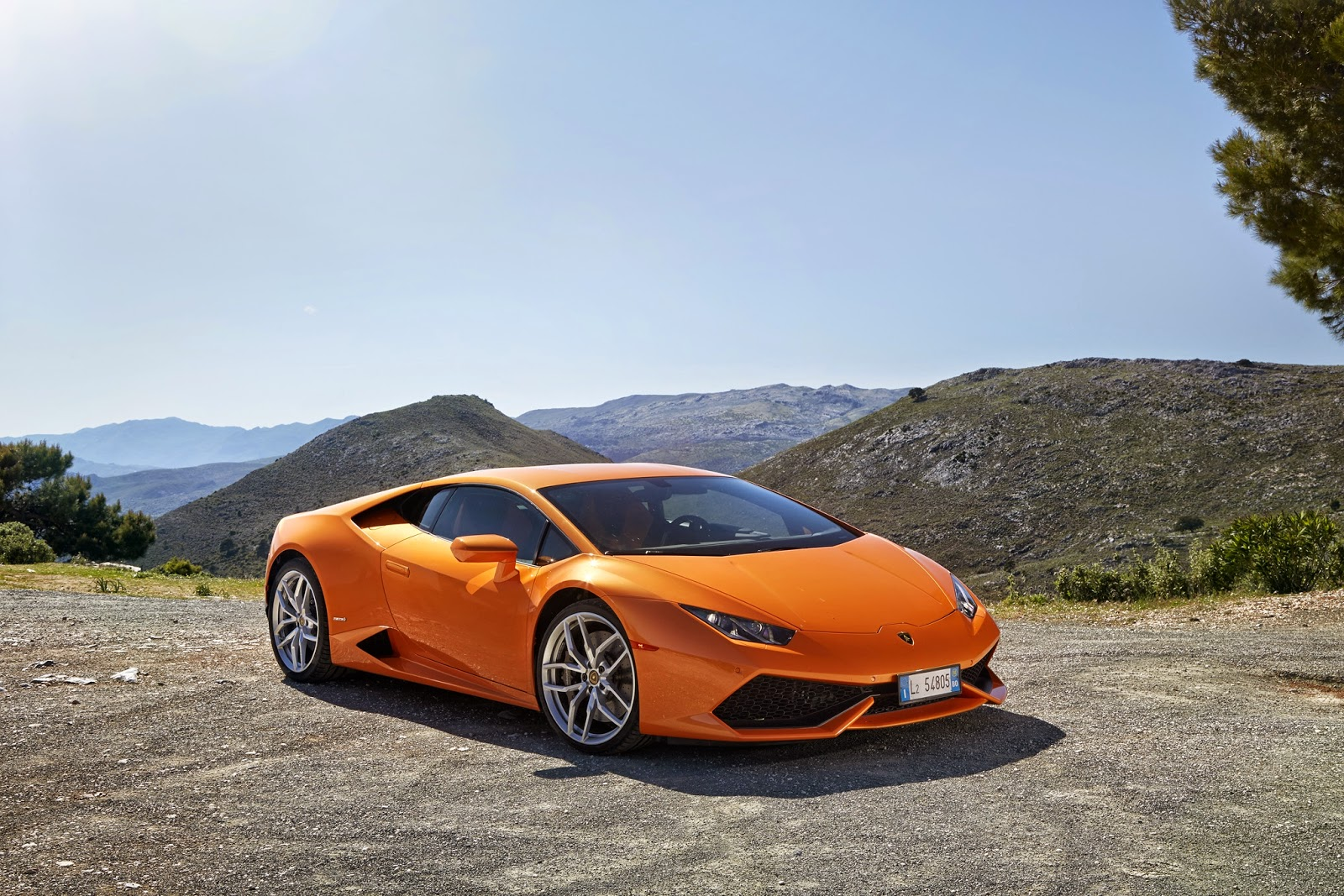 World Of Cars Lamborghini Huracan Lp 610 4 Hd Wallpaper