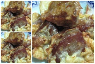 Resep Kue Keranjang Goreng Telur - Oke Foods