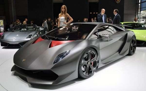 Info Automotive The Most Expensive Lamborghini Sesto Elemento