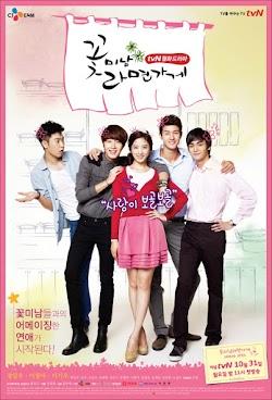 Tiệm Mì Mỹ Nam - Flower Boy Ramyun Shop (2011) Poster