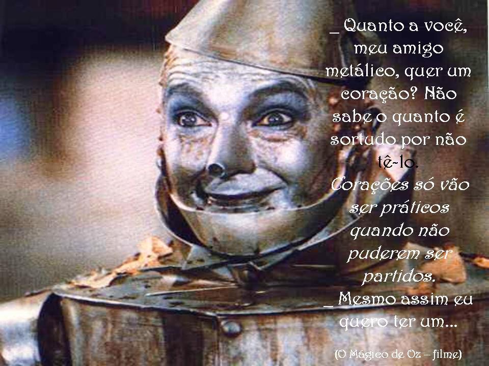 é Aqui Que Eu Moro O Mágico De Oz