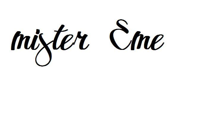 Mister Eme