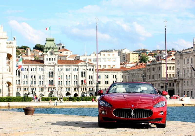 2012 Maserati Grancabrio Sport Convertible Car Review And Pictures