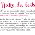 Make da Leitora - Participe