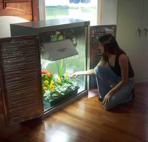 L zaro lev ntate y cultiva el blog de growlet armarios de cultivo - Armario de cultivo de interior ...