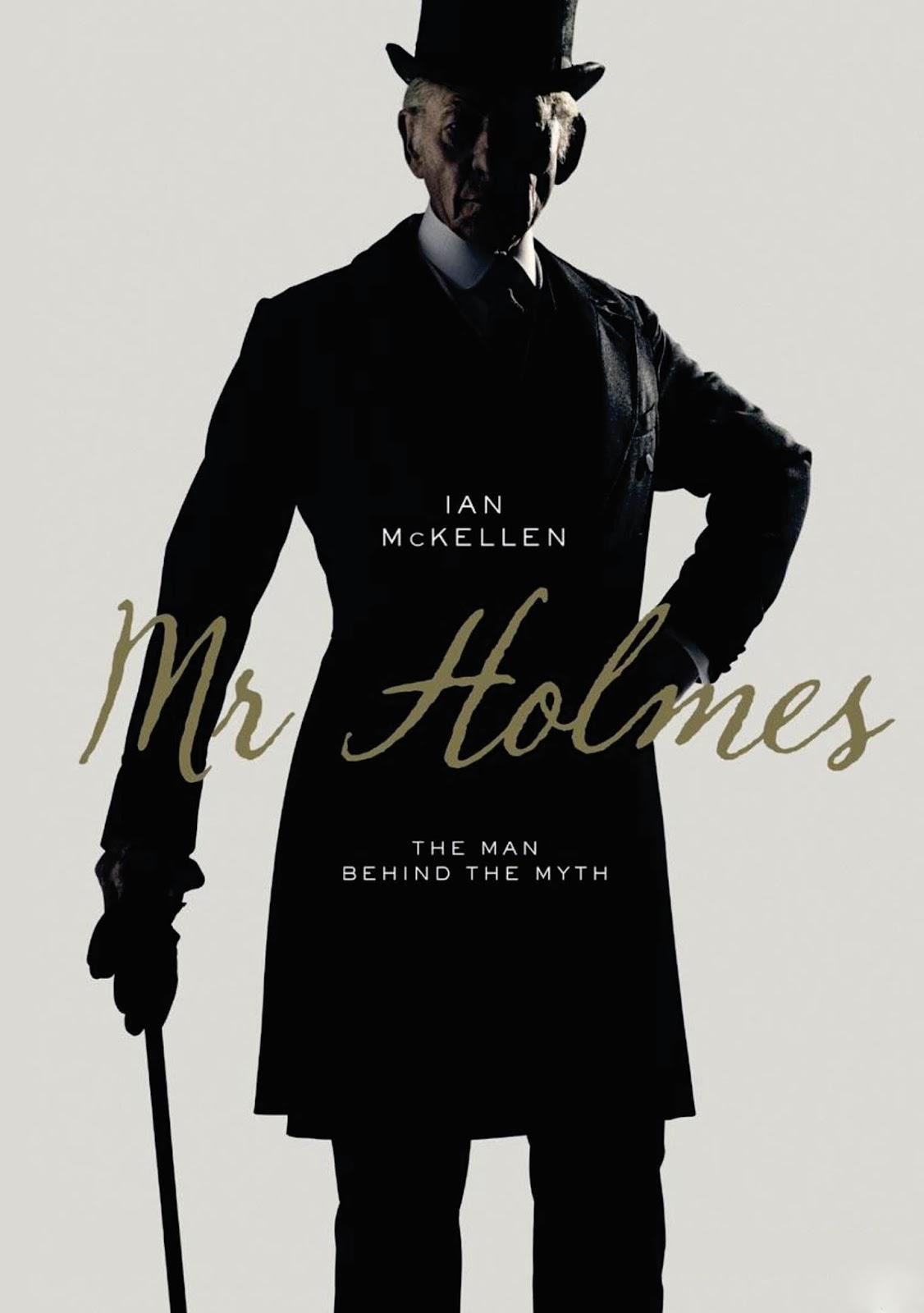 Sr. Sherlock Holmes Torrent – BluRay 720p e 1080p Dublado (2016)