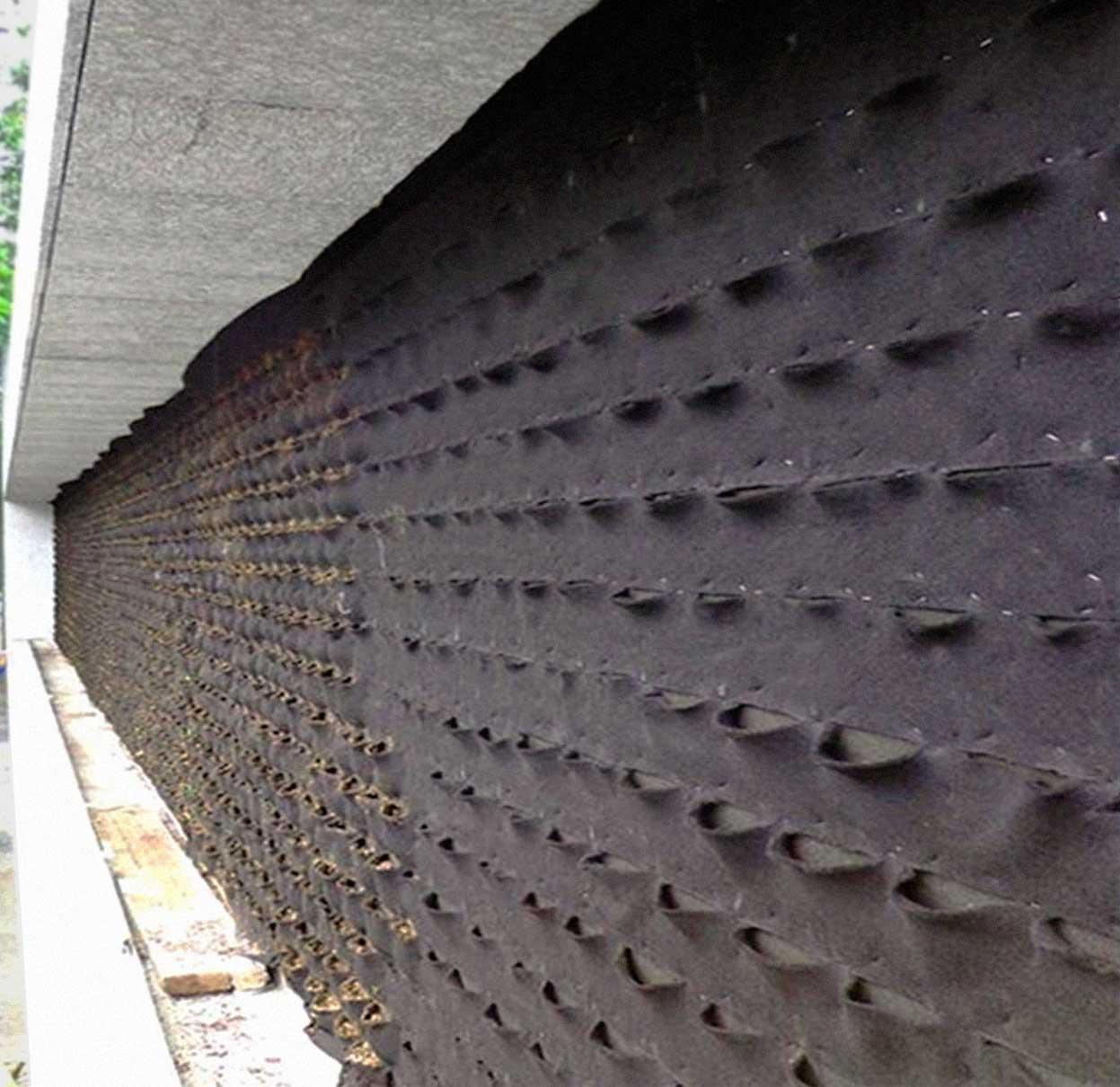 Materiales geosinteticos que son los geotextiles for Materiales para un muro verde