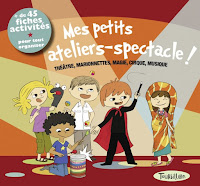Mes petits ateliers-spectacle !
