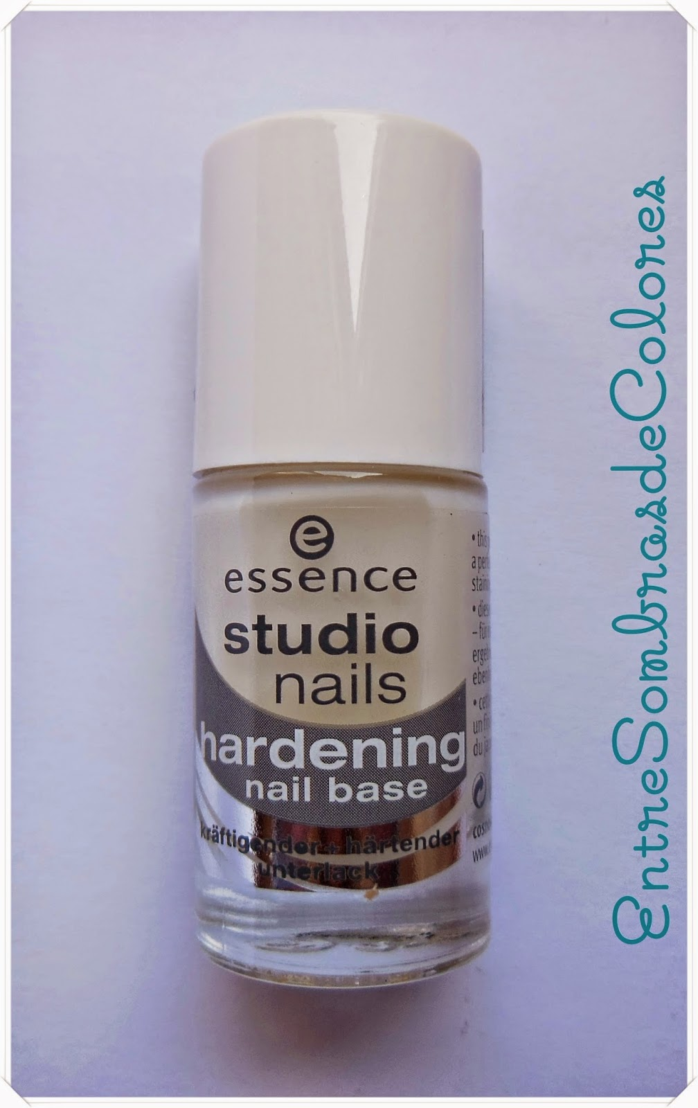 hardening nail base uñas Essence