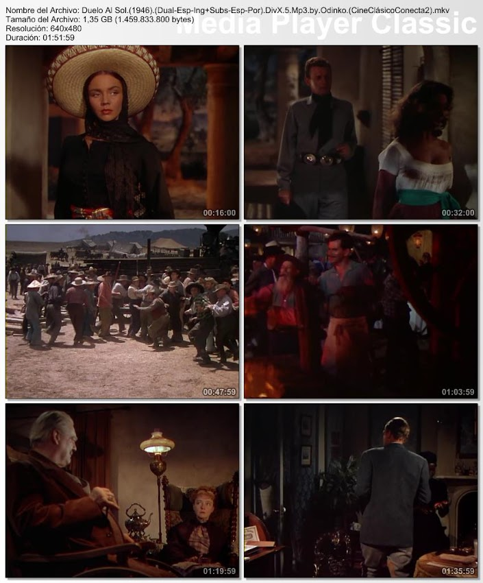 Imágenes de la película: Duel in the Sun | 1946 | Duelo al sol