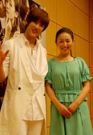 """[DRAMA] 05/08/2011 - Park Jung Min @ """"8-Gatsu no Love Song"""" 4"""