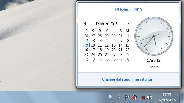 Cara Menambahkan Jam Atau Zona Waktu Pada Windows