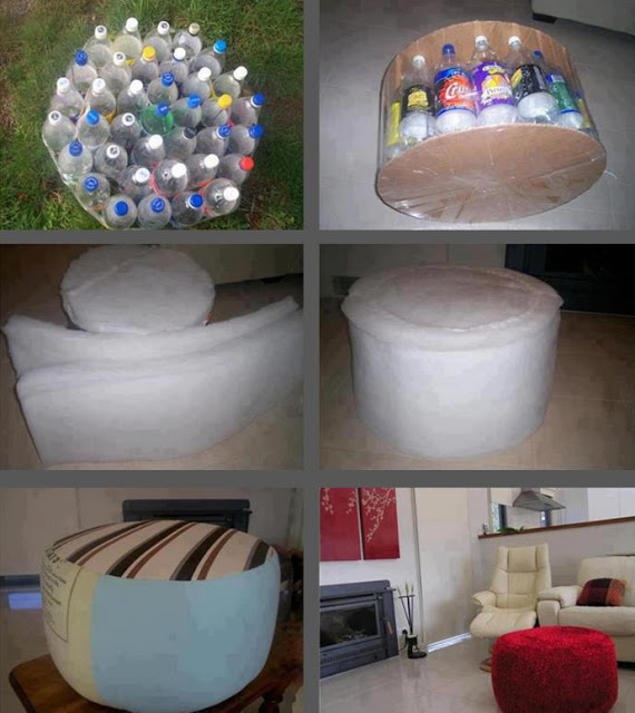 How to Recycle Plastic Bottles ?