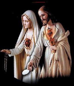 Sacratíssimos Corações de Jesus e Maria!