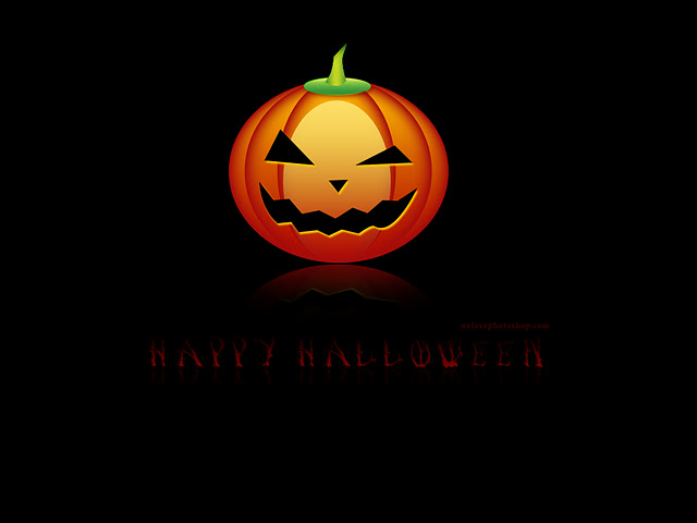 painting halloween