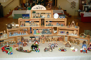 Seasonalpics Beautiful opening nativity scenes photo