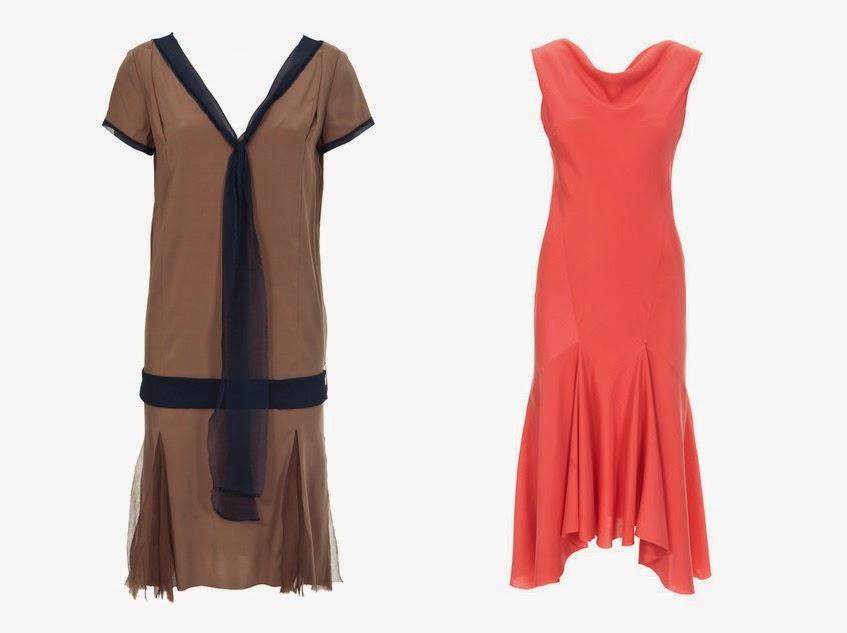 Fashioning Nostalgia Modern 60s Dress Patterns From BurdaStyle Enchanting 1920s Dress Patterns