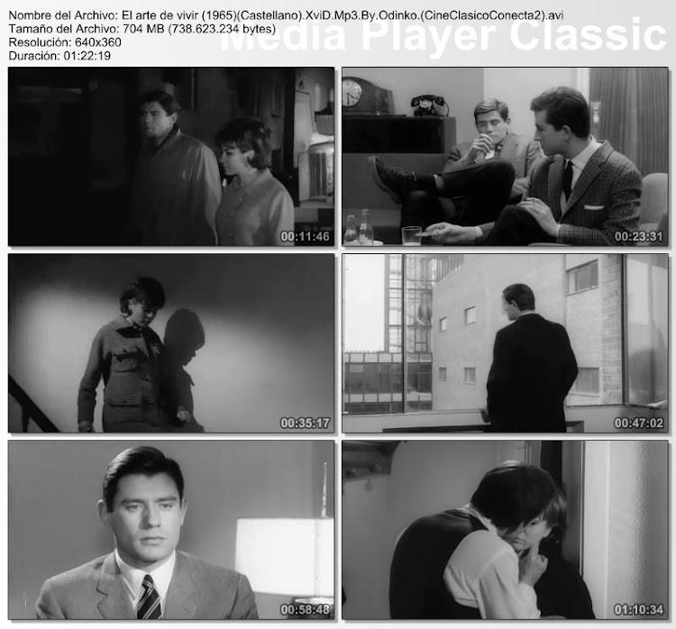 Imagenes de la película El arte de vivir | 1965