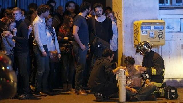 Ataque terrorista múltiple en Francia deja más de 120 muertos