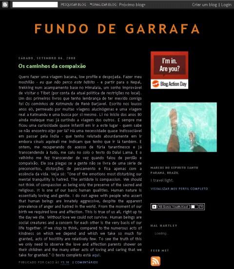 Visite Fundo de Garrafa