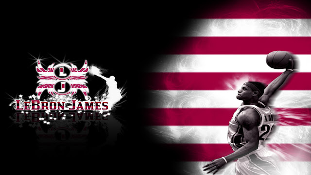 Free Download Lebron James HD Wallpapers for iPhone 5