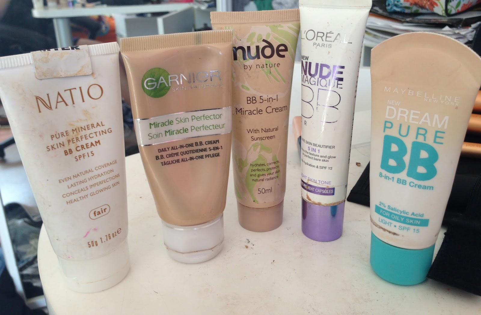 Nude By Nature Sheer Glow BB Cream   MYER