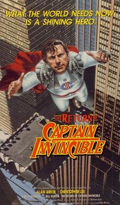 return of captain invincible superhero movie