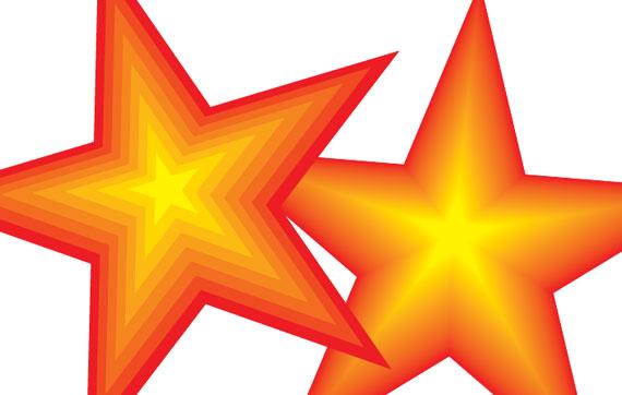 blended stars