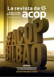Autor de un artículo en el Nº8 de la Revista de ACOP