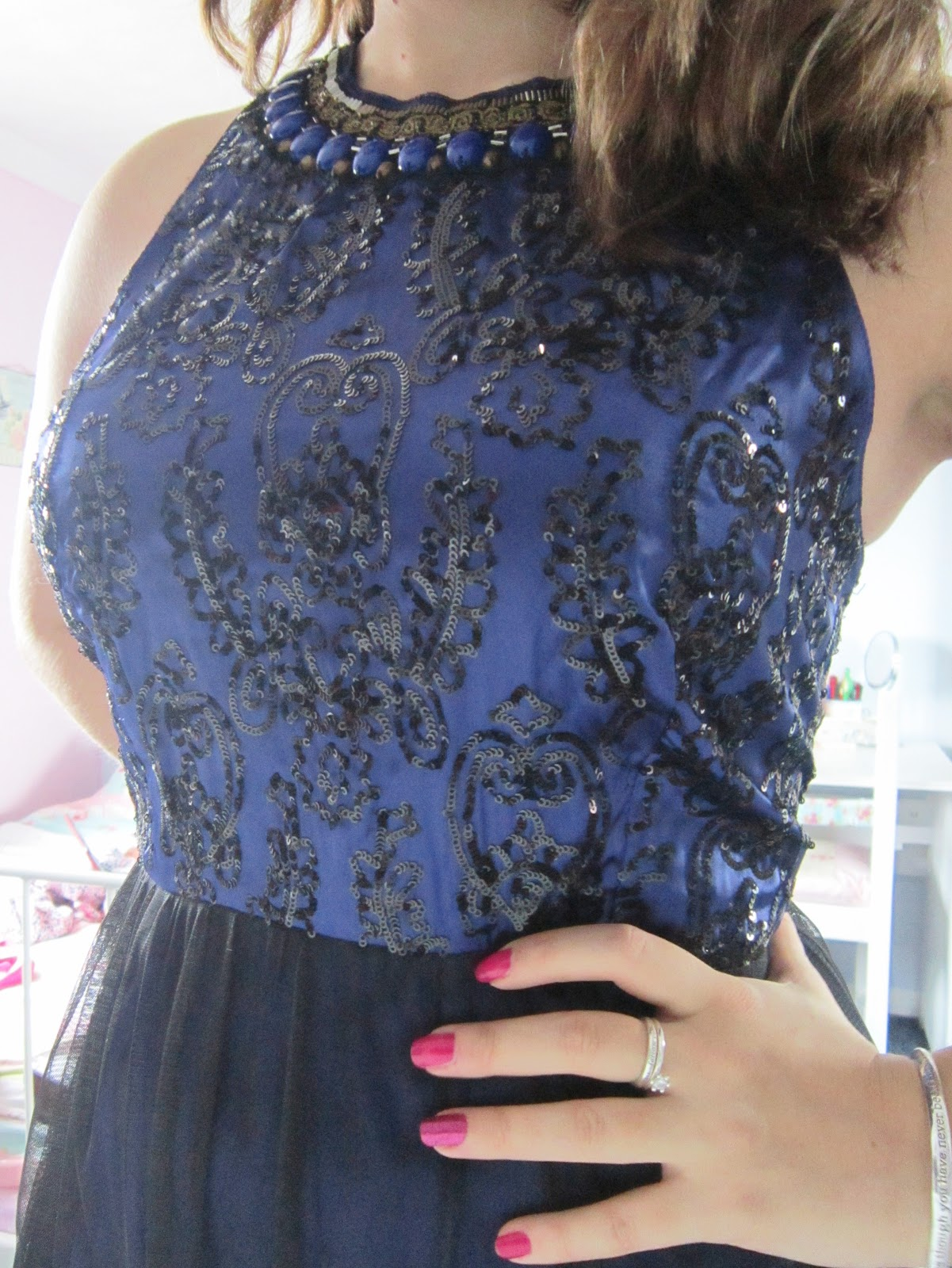 Christmas Party Dress from Matalan ♥  1dcc16707