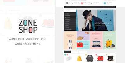 Download ZoneShop v1.3 Wonderful Responsive WooCommerce Wordpress Theme