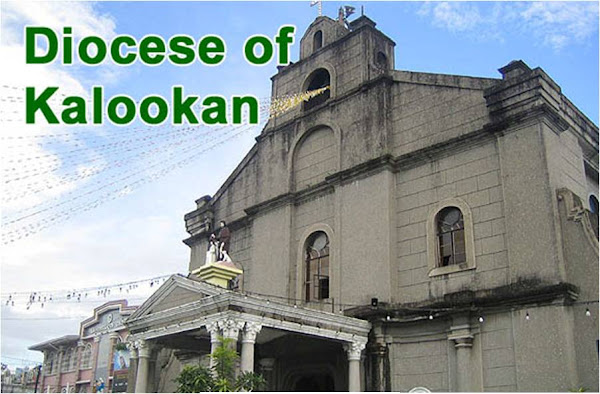 Welcome to the Roman Catholic Diocese of Kalookan