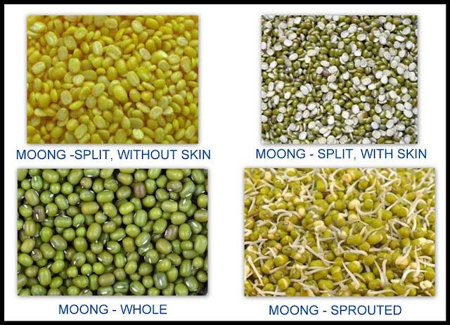 MM's Kitchen Bites: Bhaja Muger Dal/ Bengali Roasted Mung (Moong ...