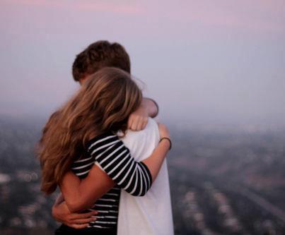 schicksal ist wenn sich zwei menschen finden die sich nie gesucht haben